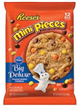PB Ready To Bake Reese Mini Pieces Big Deluxe Cookie -16oz