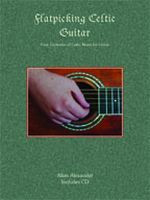 Flatpicking Celtic Guitar