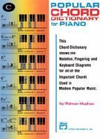 Popular Piano Chord Dictionary