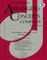 Arranging Concepts Complete - Book & CD
