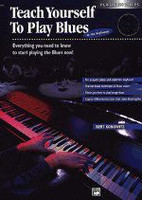 Teach Yourself to Play the Blues at the Keyboard
