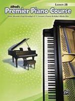 Premier Piano Course: Lesson Book 2B (Book Only)