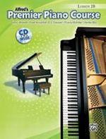 Premier Piano Course: Lesson Book 2B (Book & CD)