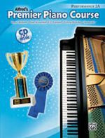 Premier Piano Course: Performance Book 2A
