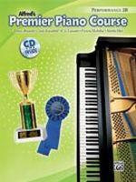 Premier Piano Course: Performance Book 2B