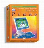 Theory Games Piano for Windows/Macintosh (Version 2.0) - Levels