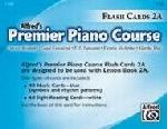 Premier Piano Course: Flash Cards, Level 2A