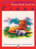 Alfred's Basic Piano Course: Hymn Book 1A