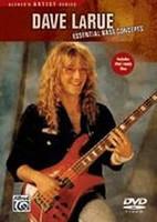 Dave LaRue - Essential Bass Concepts DVD