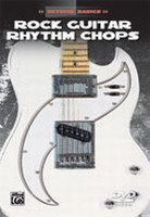 Beyond Basics: Rock Guitar Rhythm Chops DVD