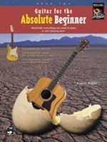 Guitar for the Absolute Beginner Book 2