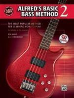 Alfred's Basic Bass Method, Book 2 - Book Only
