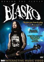 Behind the Player: Blasko DVD