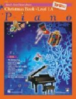 Alfred's Basic Piano Course: Top Hits! Christmas Book 1A