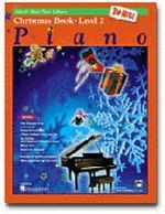 Alfred's Basic Piano Course: Top Hits! Christmas Book 2