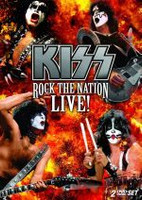 KISS - Rock The Nation Live! DVD