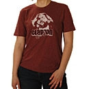 Melodic Red T-Shirt (Large)