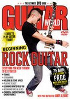 Guitar World: Beginning Rock Guitar DVD