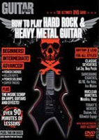 Guitar World: How to Play Hard Rock & Heavy Metal Guitar DVD