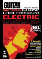 Guitar World: How to Play the Best of the Jimi Hendrix Experienc