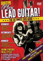 Guitar World: Play Lead Guitar! DVD