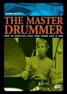 John Riley's The Master Drummer DVD