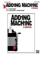 Adding Machine -- A Musical: Vocal Selections