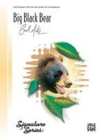 Big Black Bear - Sheet Music