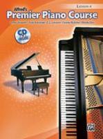 Premier Piano Course: Lesson Book 4 - BK/CD