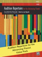 Audition Repertoire for the Advancing Pianist Value Pack