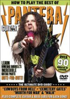 Guitar World: How to Play the Best of Pantera DVD