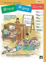 Alfred's Basic Group Piano Course, Book 3