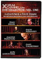 The Drummers of Frank Zappa DVD
