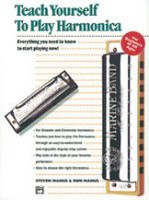 Teach Yourself to Play Harmonica - Book Only