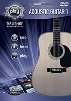 PLAY: Acoustic Guitar 1 DVD