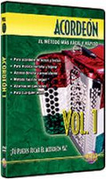 Acordeon Vol. 1 DVD
