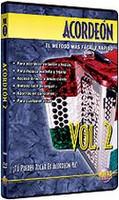 Acordeon Vol. 2 DVD