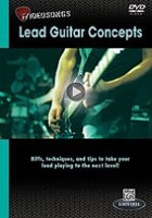 iVideosongs: Lead Guitar Concepts DVD