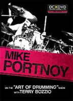 Mike Portnoy on the 'Art of Drumming' show with Terry Bozzio