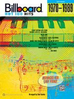 Billboard Hot 100 Hits: 1970, 1989  - Easy Piano
