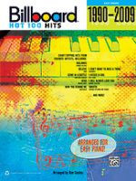 Billboard Hot 100 Hits: 1990, 2009 - Easy Piano