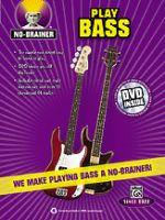 No-Brainer: Play Bass Book & DVD