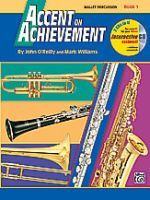 Accent on Achievement, Book 1 - Mallet Percussion