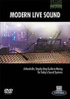 Alfred's Pro-Audio Series: Modern Live Sound DVD