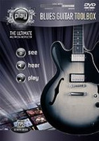 Alfred's PLAY: Blues Guitar Toolbox DVD