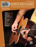 Easy Guitar Play-Along: Acoustic Rock Classics