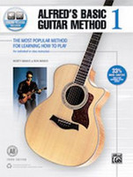 Alfred's Basic Guitar Method - Book 1, Third Edition