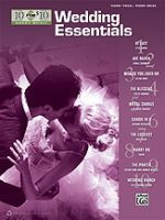 10 for $10 Sheet Music: Wedding Essentials