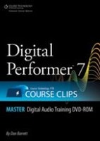 Digital Performer 7 Course Clips Master Digital Audio Training
