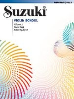 Suzuki Violin School Piano Acc., Volume 2